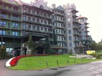 Mohonk Front Entrance